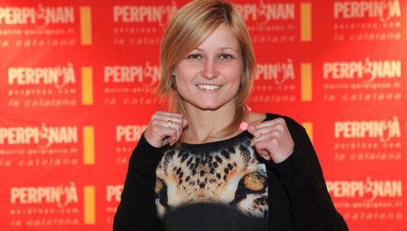 Angélique Duchemin. Foto tomada de Occitanie Tribune.