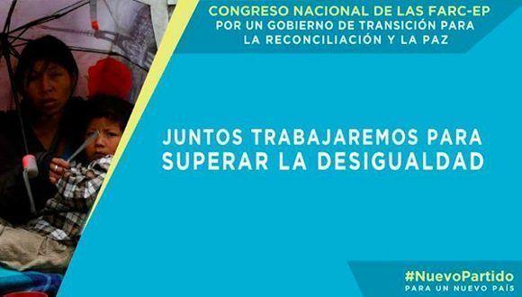 Líder de FARC regresará a Colombia para fundar partido