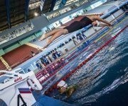 Las piscinas Baraguá vuelven a funcionar después de una profunda remodelación. Foto: Ismael Francisco/ Cubadebate.