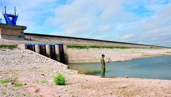 En lo que va de agosto, comprendido en el llamado período húmedo, las lluvias se comportan a el 31 por ciento.