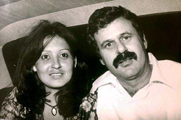 Susana Tesoro y Miguel Torres.