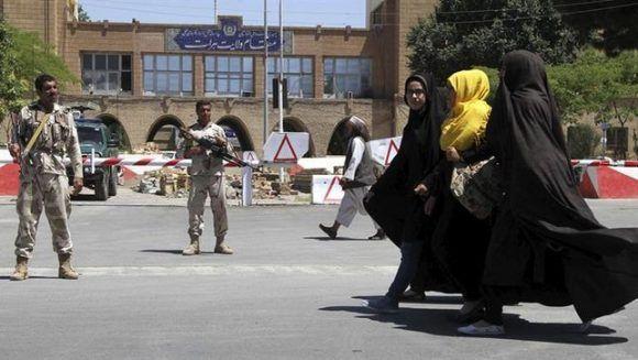 Afganistán. Foto: EFE.