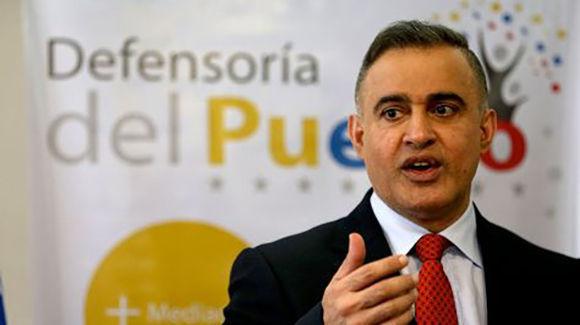 Tarek William Saab, nuevo fiscal general de Venezuela. Foto: El Venezolano.
