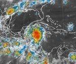 Foto: Servicio Meteorológico de México
