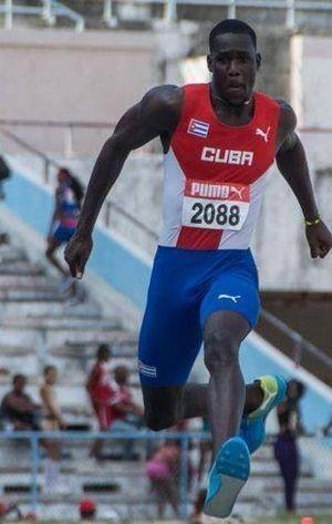 Lázaro Martínez, el más experimentado de los cubanos.Foto: Marcelino Vázquez