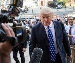 La libertad de prensa y la integridad de los periodistas peligran en Estados Unidos bajo la Administración del presidente Donald Trump. Foto: Getty Images.