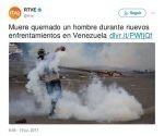 venezuela-violencia-tuit
