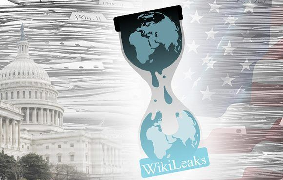 """El Congreso de EE.UU. planea declarar a WikiLeaks """"un servicio hostil de Inteligencia"""". Foto: Wikipedia."""