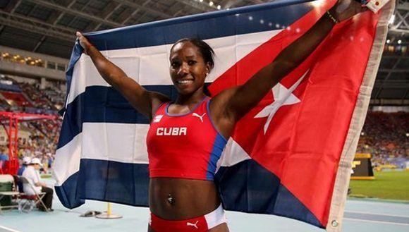 Yulimar Rojas competirá en el Mundial de Atletismo en Londres