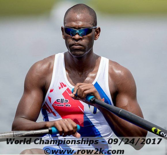 Otra final más para el caribeño. Foto tomada del perfil en Facebook del atleta cubano.
