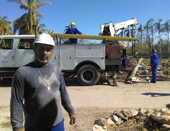 Para Jorge Luis Vázquez, lograr la recuperación en el menor tiempo posible es un objetivo esencial (Foto: Yunier Sifonte/Cubadebate)