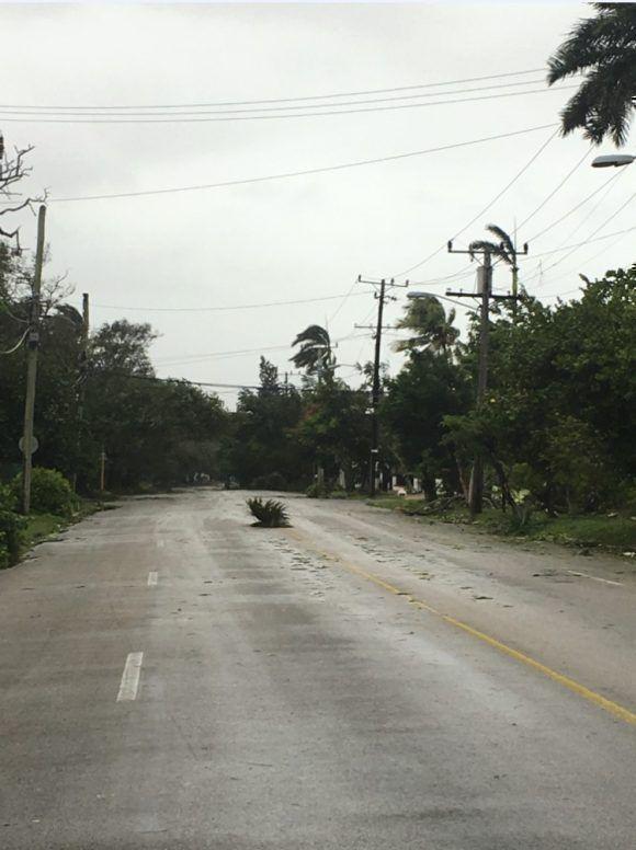 Imágen de la 7ma Avenida en Playa. Foto RAF/ Cubadebate