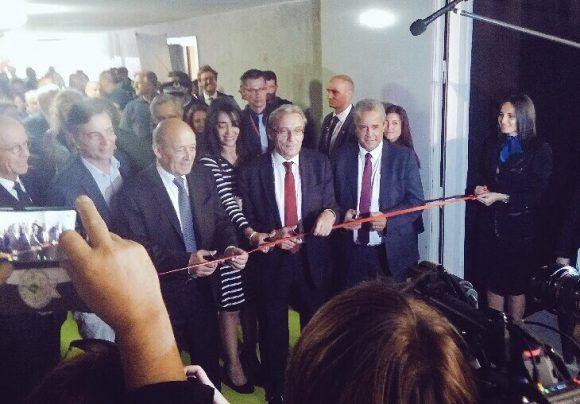 Parte del acto de inauguración. Foto: @Foireurop.