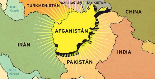 afganistan-mapa