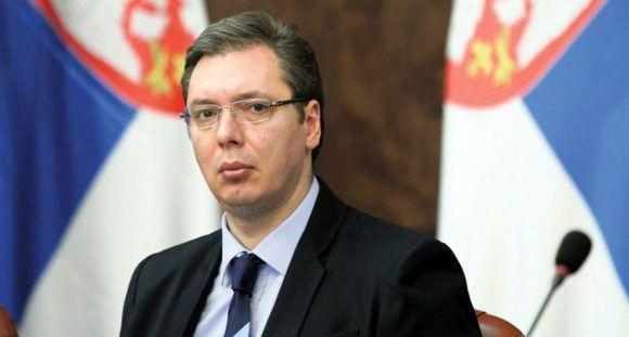 Aleksandar Vucic. Foto tomada de Osservatorio Balcani e Caucaso.