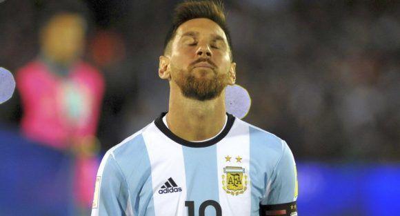 Argentina no logra despegar en la eliminatoria sudamericana para Rusia 2018. Foto: AFP