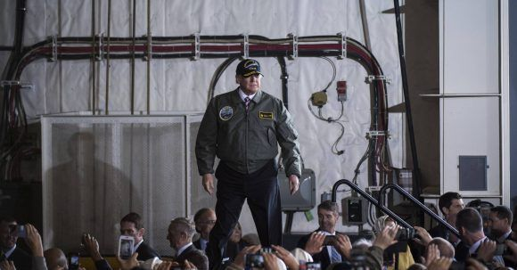 Donald Trump. Foto: The Washington Post.