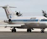El primer Boeing 727 fue entregado a United Airlines en 1964, donde pasó 27 años de vuelo como un avión de pasajeros. Transportó a tres millones de personas y generó alrededor de 300 millones de dólares para United. Foto: United Airlines