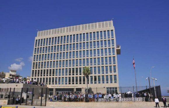 Nota Informativa de la Embajada de Estados Unidos