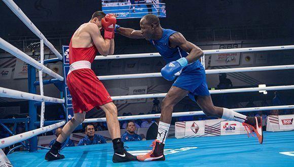 Completa Savón cosecha de cinco oros para Cuba en Mundial de Boxeo