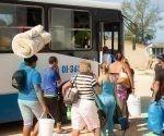 Evacuaciones en Gibara. Fotos: Tomada de Ahora.