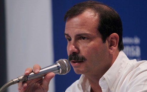 Fernando González Llort. Foto: Archivo.