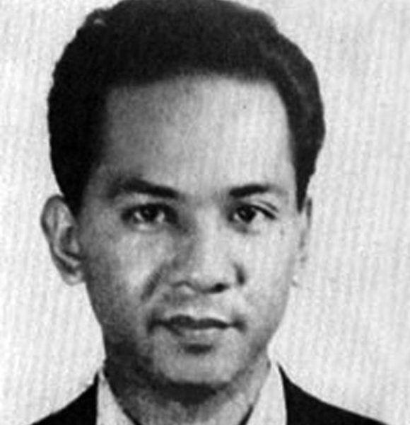 """Freddy Maymura Hurtado, guerrillero boliviano de origen nipón que combatió al lado del """"Che"""" Guevara."""