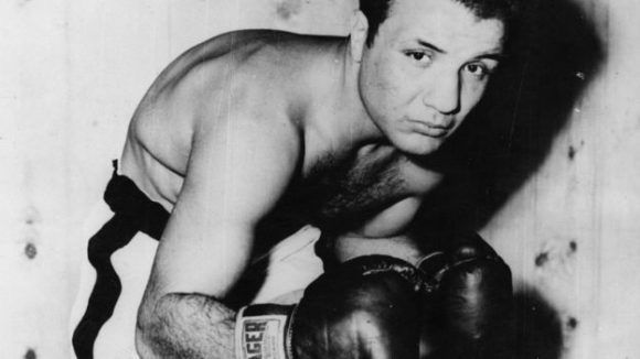 Jake LaMotta. Foto: Getty Images.