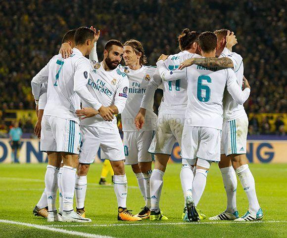 Foto tomada del sitio oficial del Real Madrid.