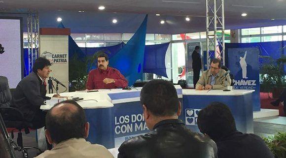 Presidente Nicolás Maduro da inicio al periodo escolar 2017