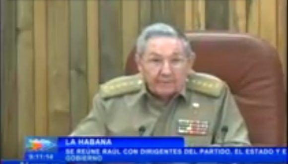 Puntualiza presidente cubano Raúl Castro acciones de recuperación del país