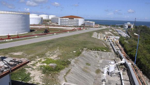 Terminal marítima de Nuevitas. Foto: Orlando Durán Hernández