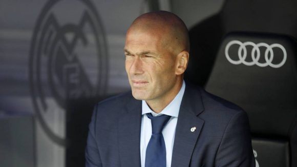 Zidane. Foto: @Ferchoarrie.