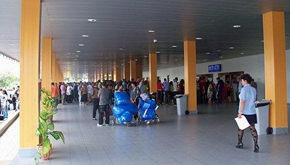 La Terminal 2 es un verdadero suplicio. Foto: Mapio/ La Jiribilla.