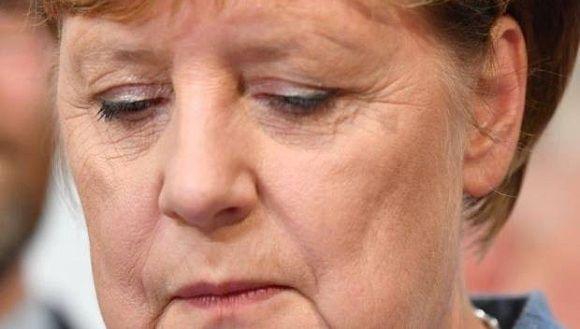 Angela Merkel. Foto: AP.