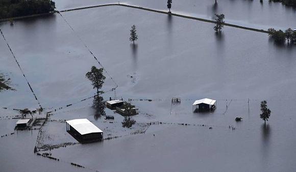 Arrasa huracán Irma las islas de San Bartolomé y San Martín. Foto: Vanguardia.mx