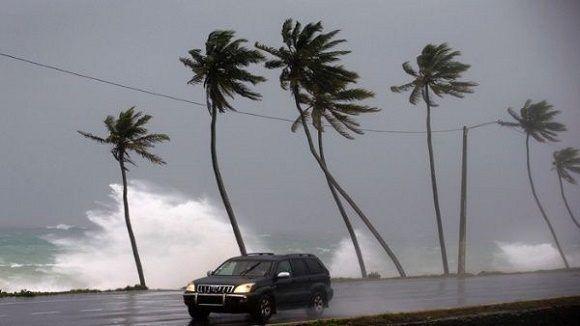 Huracán María se aleja del oriente cubano