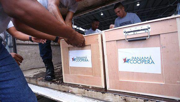 Panamá envía ayuda humanitaria a islas arrasadas por huracán