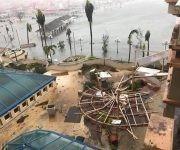 Irma pasó sobre la isla como huracán categoría 5 y como uno de los peores en el siglo. Foto: ABS Television/Radio/ Facebook.