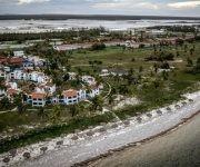 Fotografía aérea de Santa Lucía, Camagüey, Cuba. Foto: Juan Pablo Carreras / ACN