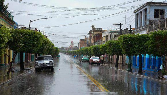 Camagüey ha restablecido siete circuitos. Foto: Leandro Pérez Pérez/Adelante.