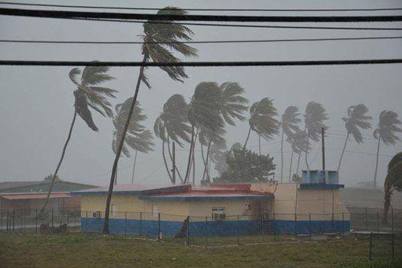 Imagen de Santa Lucía, en Camagüey. Foto: @CadenaAgramonte.