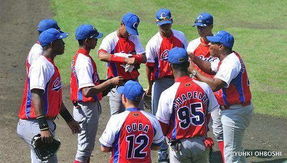 Cuba noquea a Sudáfrica al debutar en Mundial Juvenil de Béisbol