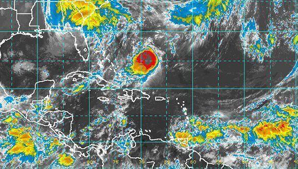 Foto: NOAA, vía INSMET.