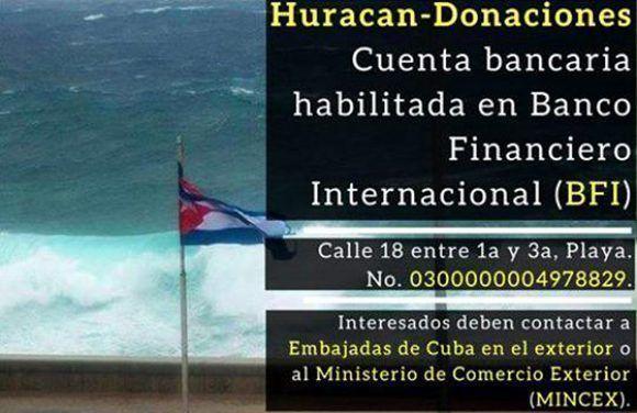 cuenta-bfi-solidarida-cuba-huracna-irma