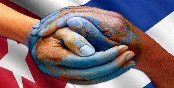Reitera Cuba su defensa a ultranza de la solidaridad internacional