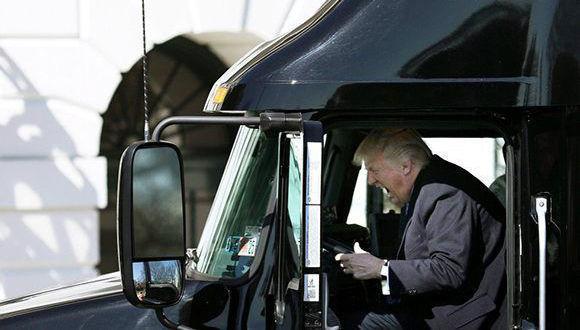 Trump: ¿Republicano o rueda suelta? Foto: Reuters.