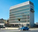 Embajada de Estados Unidos en Cuba. Foto: @CubaMINREX / Twitter