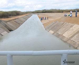 El nivel de las presas sigue también en aumento en Ciego de Ávila. Foto: Nohema Díaz Muñoz/ Invasor.