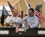 Estados Unidos ya tiene su primera base militar permanente en Israel. Foto: Israel Defense Forces.